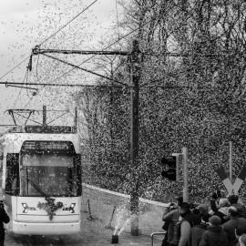 Einweihung Stadtbahn