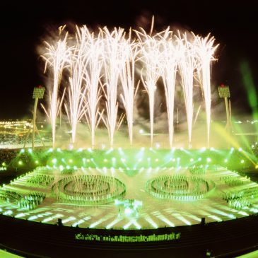 1. Islamic Solidarity Games