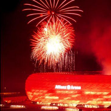 Opening Ceremony Allianz Arena