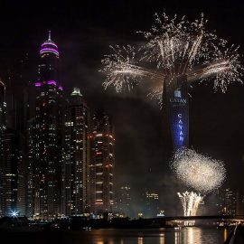 Cayan Tower – Dubai