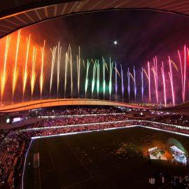 Hazza Bin Zayed Stadion – Abu Dhabi