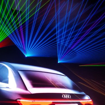 CES Asia – Audi booth