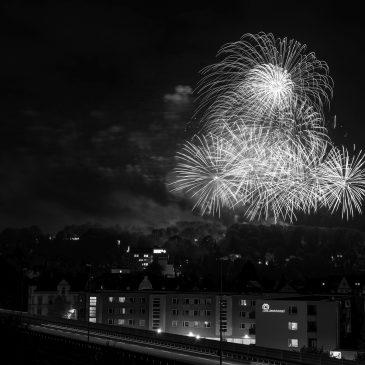 Feuer und Flamme für Bielefeld – 25 Jahre mobiel