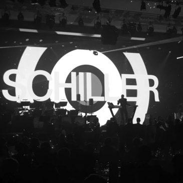 Lasershow für Schiller beim 116. Berliner Presseball