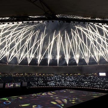 Pakistan Super League's Opening Ceremony, Dubai