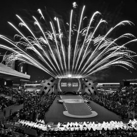 Opening Special Olympics MENA Games in Abu Dhabi